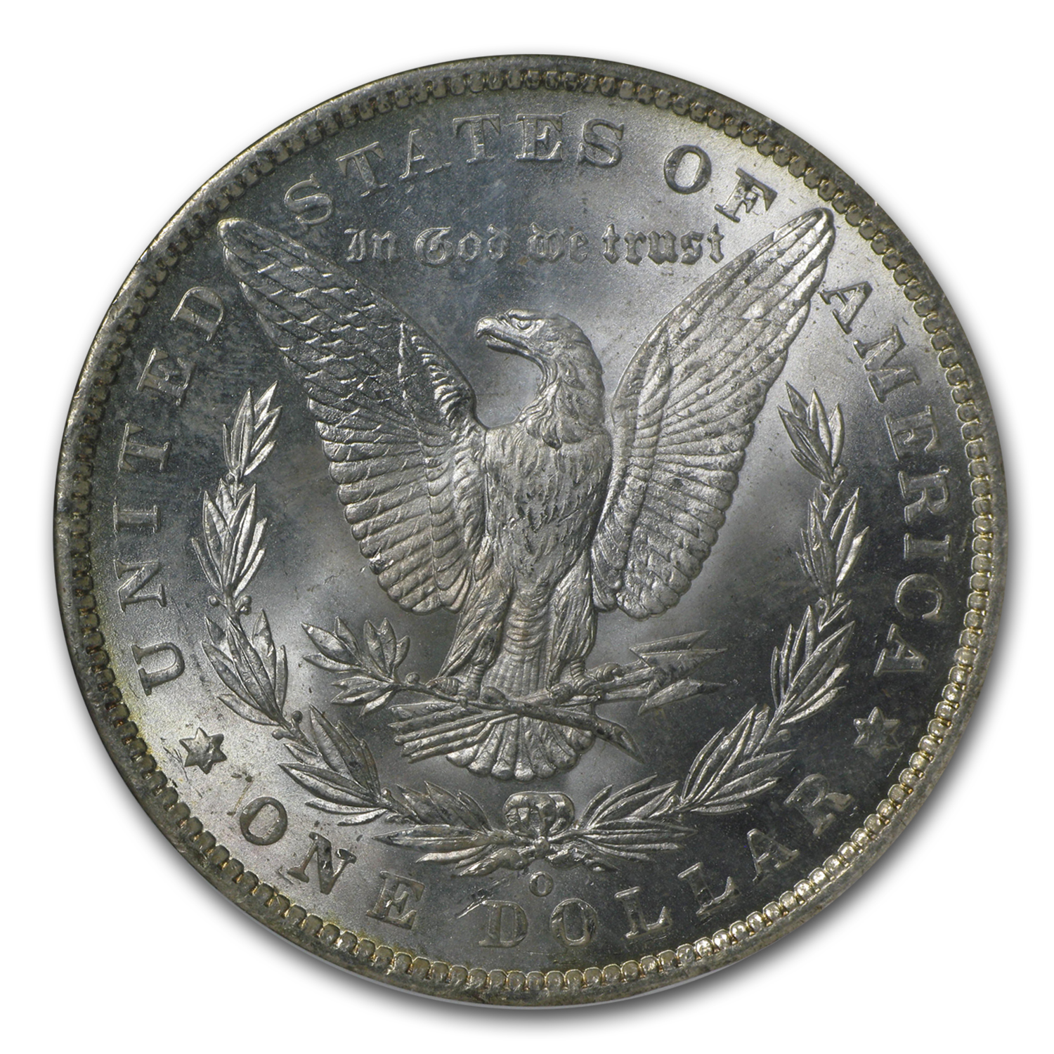 1885-O Morgan Dollar - MS-65 NGC